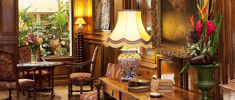 Hotel Left Bank Saint Germain Des Pres Paris Official Site 3 Star